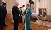 Lalla Joumala Alaoui offre une grandiose réception à Washington à l'occasion de la fête du Trône