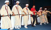 Berkane: Le festival des arts populaires célèbre le patrimoine artistique de l'Oriental