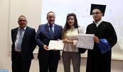 L'Institut supérieur de l'information et de la communication fête ses lauréats