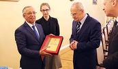 Le Président de la Cour Constitutionnelle russe plaide pour la consolidation de l'action commune avec le Maroc