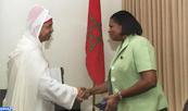 Sainte Lucie réitère son soutien au plan d'autonomie pour le Sahara marocain (Sarah Flood-Beaubrun)