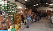 Fès-Meknès : Saisie et destruction de 25 tonnes de produits alimentaires impropres à la consommation