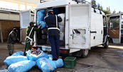 Taza: Saisie par la Douane de Fès de marchandises de contrebande d'une valeur de 5,3 MDH
