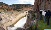 Bassin hydraulique du Sebou : Un taux de remplissage des barrages de 51 pc à mi-février
