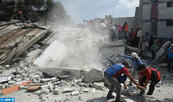 Mexique: la solidarité s'organise pour les sinistrés du séisme