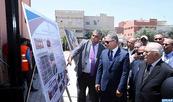 INDH: Inauguration et lancement à Sidi Slimane de projets à caractère socio-économique pour un montant global de plus de 15,5 MDH
