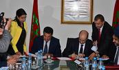Signature d'un mémorandum d'entente entre la commune urbaine de Fès et le ministère de la Fonction publique et de la Modernisation de l'administration