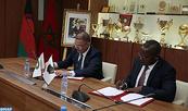 La FRMF et la Fédération du Malawi adoptent le plan d'action de leur accord-cadre