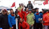 L'équipe du Ski Club Ifrane remporte la Coupe de la fête du trône