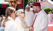 SM le Roi ne cesse d'accorder un intérêt particulier à la région du Rif (Mme Aicha El Khattabi)