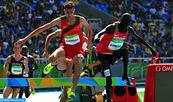Championnats d'Afrique seniors (3.000 m steeple) : le Marocain Sofiane El Bakkali remporte l'argent