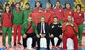 Tournoi de Louxor de taekwondo: Le Maroc remporte une médaille d'or et trois médailles de bronze