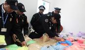 Saisie de 493.700 comprimés d'Ecstasy au port de Tanger-Med (DGSN)