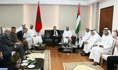 Tanger et Sharjah examinent les moyens de renforcer leurs relations économiques bilatérales