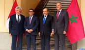 Tenue à Lima des travaux de la 4ème session des consultations bilatérales Maroc-Pérou