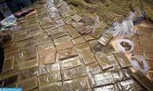 Béni Mellal : Saisie de 43 kg de chira et 70 kg de cannabis