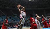 Basketball: Championnat arabe des clubs (Messieurs/Gr. B): l'AS Salé bat le club libanais Homentmen (77-64)