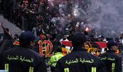 Trente huit agents de sécurité blessés lors du clasico tunisien Espérance ST-ES Sahel