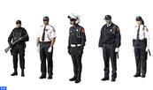 Le coût financier du nouvel uniforme de service des fonctionnaires de police a baissé d'environ 37% en comparaison avec celui de l'ancien