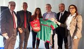 Une délégation du Comité de soutien à la candidature du Maroc pour le Mondial 2026 reçue par le président albanais