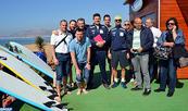 Visite à Marrakech et Agadir d'une délégation de journalistes italiens