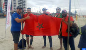 Beach-Volley: Les sélections nationales séniors (hommes et dames) qualifiées pour les championnats du monde