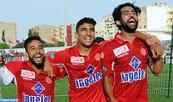 Botola Maroc Télécom D1 (Mise à jour 28è journée): Wydad Casablanca champion à deux journées de la fin, après sa victoire sur Olympic Safi (2-1)