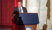 Serge Berdugo met en avant à Washington la forte charge symbolique de l'initiative Royale portant sur la réhabilitation des cimetières juifs du Maroc