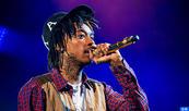 Mawazine 2017: le rappeur américain Wiz Khalifa en concert sur la scène OLM Souissi samedi 13 mai