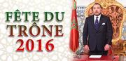 Fête du Trône 2016