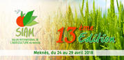 13ème édition du salon international de l'agriculture au maroc