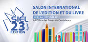 Salon International de l'Edition et du Livre de Casablanca 2017