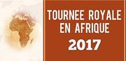 Tournée Royale en Afrique 2017