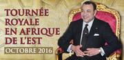 Tournée Royale en Afrique de l'Est Octobre 2016