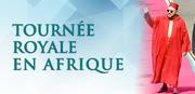 TOURNEE ROYALE EN AFRIQUE