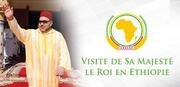 Visite de Sa Majesté le Roi en Ethiopie