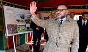INDH: SM le Roi lance les travaux d'aménagement de 17 terrains de sport de proximité à la préfecture d'arrondissements de Moulay Rachid