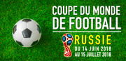 COUPE DU MONDE DE FOOTBALL RUSSIE-2018