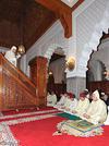 SM le Roi accomplit la prière de l'Aid Al-Fitr à Rabat et reçoit les voeux à cette occasion