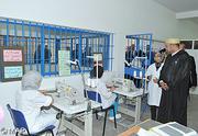 SM le Roi inaugure le Centre de formation professionnelle de la prison civile de Tétouan, réalisé pour un coût global de 11,5 MDH
