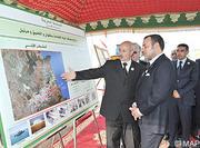 SM le Roi inaugure des programmes de traitement des eaux usées des villes de Tétouan, M'diq, Martil et Fnideq et du littoral de Tamuda Bay, d'un coût global de près d'un milliard de DH