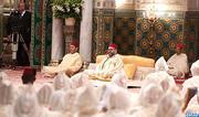 SM le Roi, Amir Al Mouminine, préside à Casablanca une nouvelle causerie religieuse du mois sacré de Ramadan
