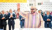 Fondation Mohammed V pour la Solidarité: SM le Roi pose à Tit Mellil la première pierre d'un Centre médico-psycho-social