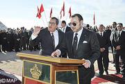 SM le Roi s'informe de l'état d'avancement du programme d'électrification rurale globale dans la région Fès- Boulemane, doté d'une enveloppe budgétaire de 892 MDH