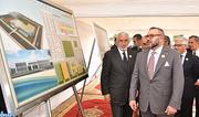 SM le Roi pose à Casablanca la première pierre d'un Centre de formation dans les métiers de l'hôtellerie et du tourisme
