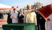 SM le Roi lance à Marrakech les travaux d'aménagement du lotissement «El Goumi» pour le recasement de 1.199 ménages bidonvillois