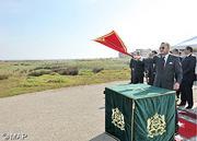 SM le Roi lance les travaux de réalisation d'un parc ornithologique à Marchica, d'un coût global de 70 MDH
