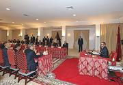 SM le Roi préside à Nador un Conseil des ministres