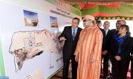 Dakhla: SM le Roi inaugure d'importants projets d'assainissement liquide et d'alimentation en eau potable, d'un coût global de 495 MDH