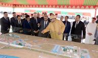 Laâyoune : SM le Roi lance au site de Phosboucraa le projet de réalisation du complexe industriel intégré de production d'engrais